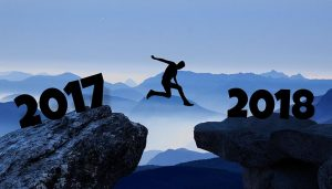New Years Blog 2018: What 2017 Taught Me About 2018