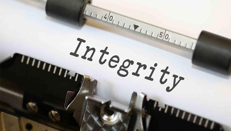 There is Something About Integrity…